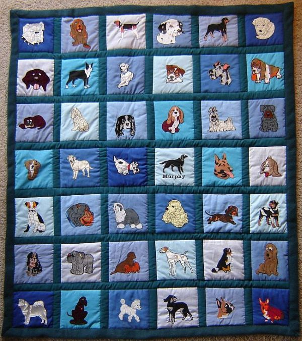 Dog Quilt Patterns 171 Browse Patterns